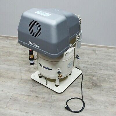 Fini Dr. Sonic Dental Compressor with Soundproofing Hood & Tumble Drying Plant