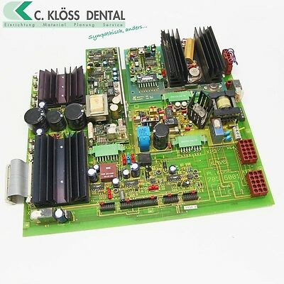 Kavo 1042 Central Plate complete with Piezo & Elektorchirurgie