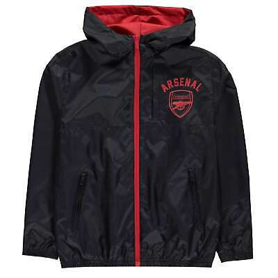 Source Lab Boys Kids Childrens Chelsea Fc Hooded Full Zip Shower Jacket Coat Top