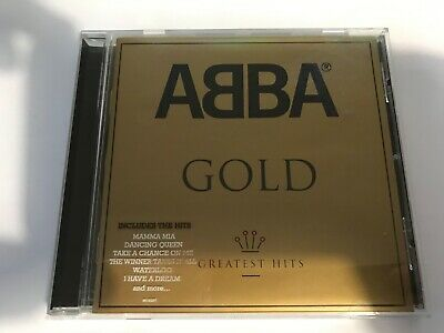 ABBA : Gold: Greatest Hits CD (2004)