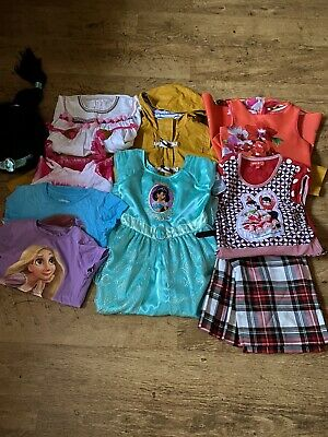 Girls Clothes Bundle Age 6 years Next Disney Ted Baker