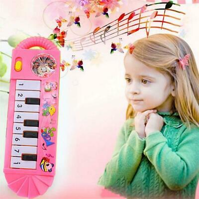 Electronic Musical Piano Keyboard Organ 8 Keys For Kids Toy Instrument Gift