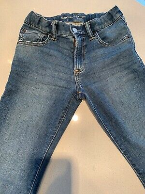 Boys GAP KIDS Slim Fit Jeans Age 8 Years. Great Condition