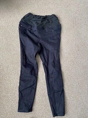 Womens New Look  Over The Bump Maternity Jeans Size 8