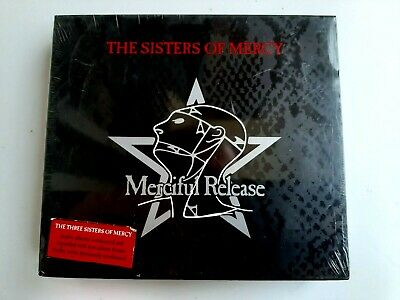 The Sisters Of Mercy Merciful Release 3CD Box Set 2007 Brand New Sealed