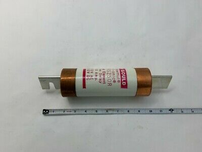 Gould Shawmut Tri-onic Dual Element Time Delay Fuse TRS250R