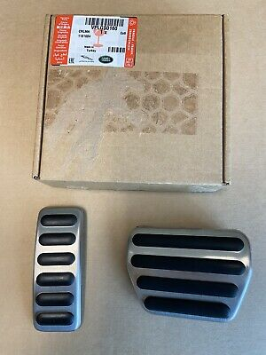 Range Rover/Sport/ Discovery 5 Pedal Covers VPLGS0160 OEM