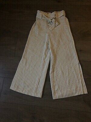 River Island  girls Trousers Age7/8