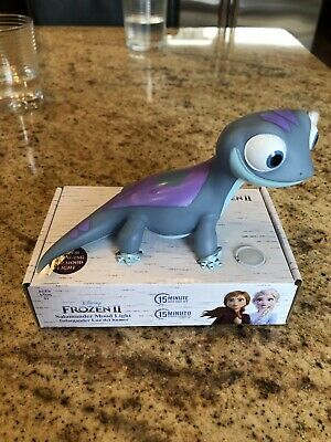 Disney Frozen 2 Bruni The Salamander Mood Color Changing Night Light *In Hand *