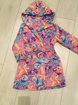 Girl 5-6 Years My Little Pony Dressing Gown