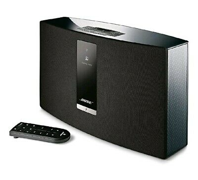Bose SoundTouch 20 wireless speaker, Sereis lll works with Alexa, Black