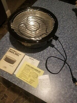 """Power Cord for Rival Indoor Smokeless Grill Model 5740 only 2pin 36/"""""""