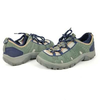 COLUMBIA WOMENS RIVER Trainer Water Shoes Blue Low Top Lace