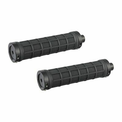 """Kayulin Rubber Hand Grip With 15mm Rod & 1/4""""-20 Mounting Points For DSLR Camera"""