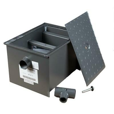 WentWorth 14 Pound Grease Trap Interceptor 7 GPM Gallons Per Minute WP-GT-7