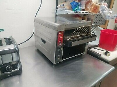 WARING CTS1000 Commercial Conveyor Toaster System - Tested working