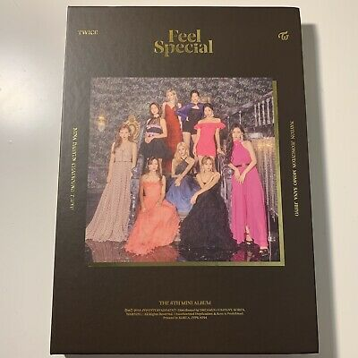 JYP Entertainment - Twice 8th Mini Album : Feel Special (Ver C) (US ONLY)