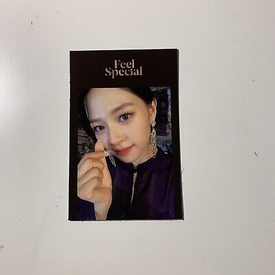 Twice 8th Mini Album: Feel Special - Jeongyeon Official Photocard (US ONLY)