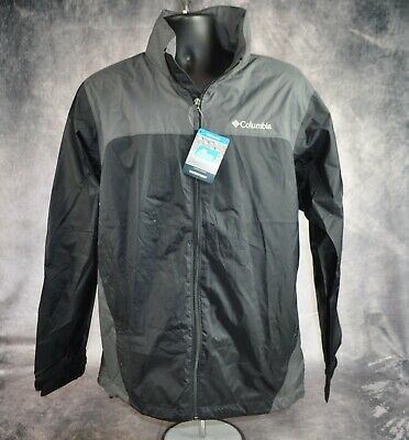 Columbia Men's Glennaker Lake Packable Rain Jacket Size Medium