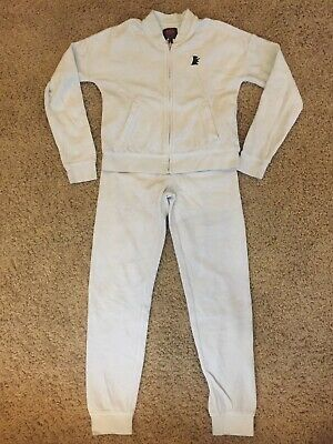 Juicy Couture Baby Blue Tracksuit Age 12 VGC