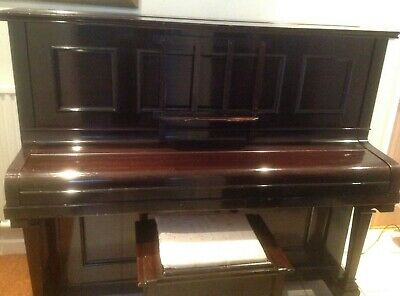 Upright piano (including stool) - collection only Market Harborough