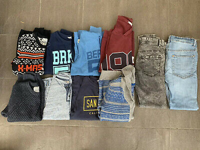 Boys Clothes Bundle 10-12 Years 10 11 12 Years