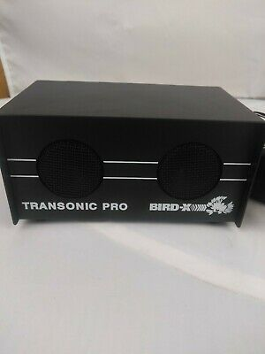 Bird-X Transonic Pro Electric Pest Repeller bats insects rodents small animals