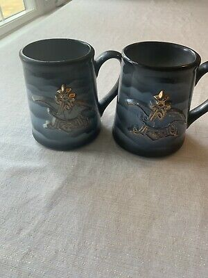 2x One Of A Kind Anheuser Busch Large Mugs
