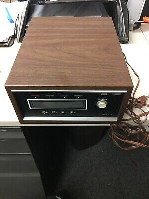 Vintage Westbury Eight Track Stereo Tape Deck Solid State