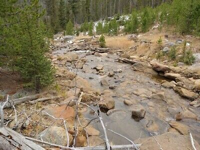 GOLD MINE Historic Basin MT Tulsa Kid Placer 20 Acre Gold Mining Claim