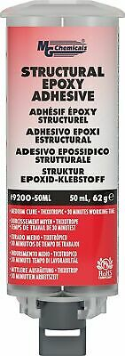 MG Chemicals 9200 Structural Adhesive, 50 mL Dual Cartridge