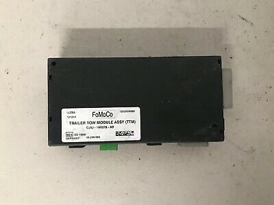2014 Ford Escape Towing Control Electronic Module OEM CJ5J-19H378-AB