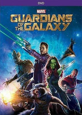 USE DVD - GUARDIANS of the GALAXY - MARVEL - Dave Bautista, Vin Diesel, Bradley