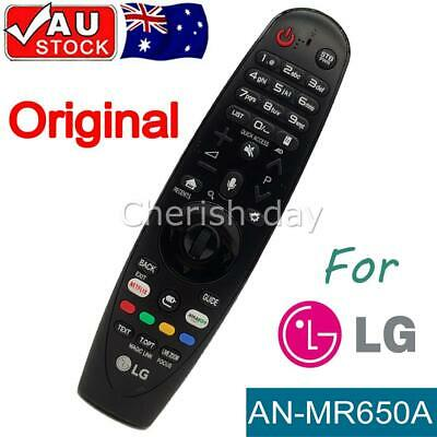 Genuine LG AN-MR650A Magic Remote Control For for LG Smart TV AKB75075301 Z