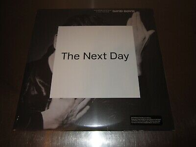 "DAVID BOWIE ""The Next Day"" US 2013 2 LP gatefold OSO/ Columbia M/M (sealed)"