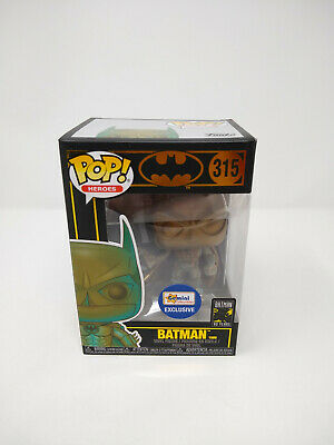 🔥Gemini Collectibles Exclusive Patina Batman 80th Funko Pop Limited Edition!🔥