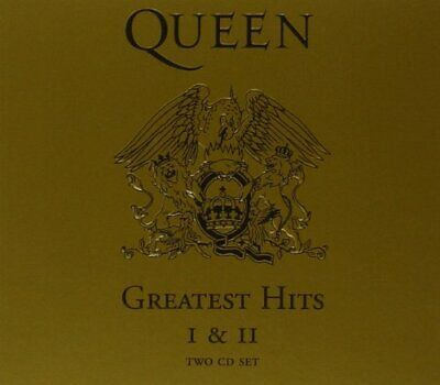 Queen - Greatest Hits I and Ii =box CD2 Hollywood NEW