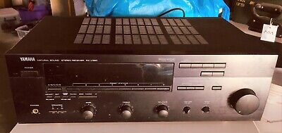 Yamaha Amplifier Natural Sound Stereo Receiver RX-V390 with Remote control
