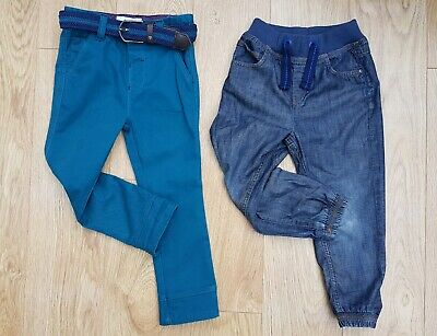 Boys Ted Baker Jeans / Trousers Age 3-4 years (2 Items)