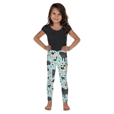 Pug Kid's Leggings