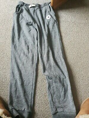 converse age 13-15 unisex  jogging bottoms