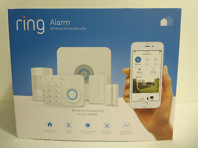 Ring Alarm Home Security System 5 Piece Starter Kit