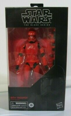Star Wars Black Series Sith Trooper (92) - 6 inch Figure