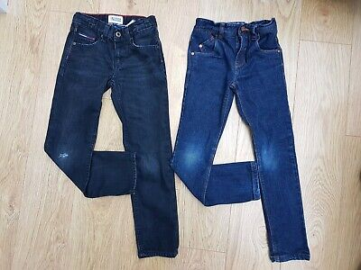 Boys Jeans Age 7 Years Hilfiger & Next Jeans Age 7 Years 122cms (2 Items)