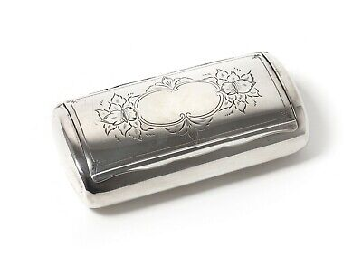 Silver box or pill box.  Was imported to Sweden.