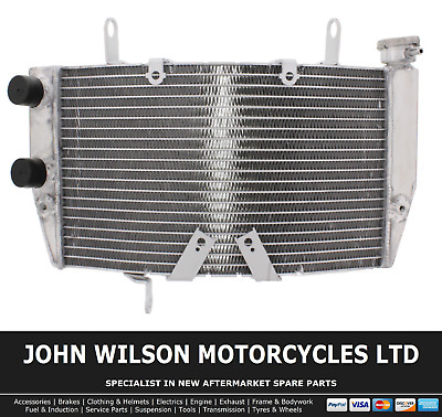 Ducati 1098 2007 - 2008 High Quality OEM Replacement Radiator