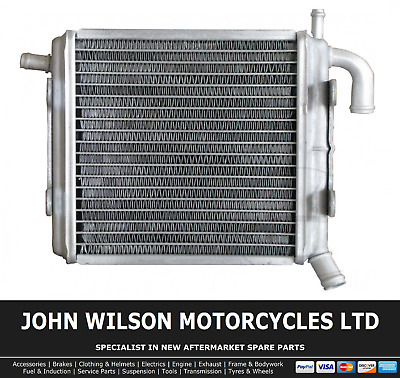 Ducati 996 996 S 2001 High Quality OEM Replacement Radiator