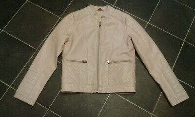 Girls TED BAKER  Faux Leather Jacket , size 12 yrs