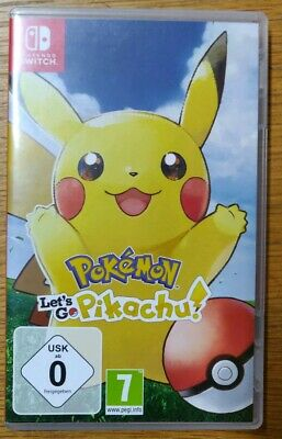 Pokémon: Lets Go Pikachu (Nintendo Switch)