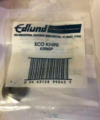 Edlund Can Opener Replacement Eco Knife K006SP Fits All Models Except #270